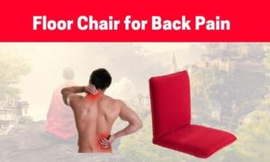 why i get floor Chair for back-pain