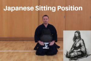 How Japanese Sitting on floor