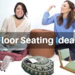 Floor Seating Ideas in 2020 - Best ideas to sit on floor