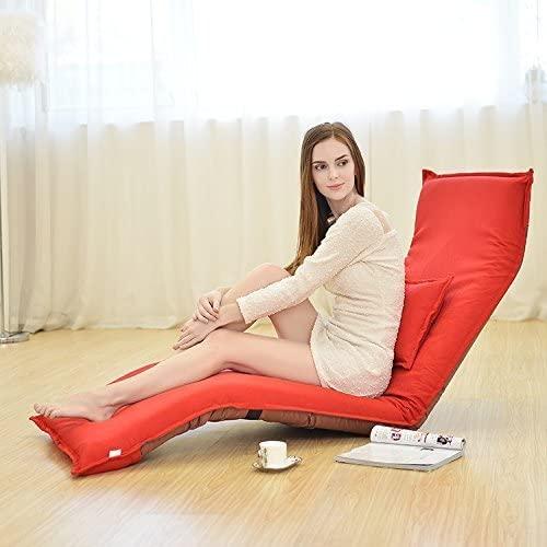 EJOY e-Joy Folding Sofa Lounge Floor Chair, Floor Sofa, Chair Folding