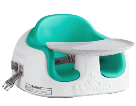 Bumbo Multi Seat, Booster Seat, and High Chair