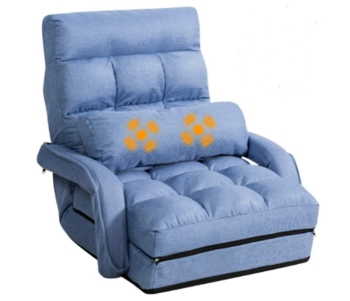 Giantex Lazy Sofa Lounger with Arms