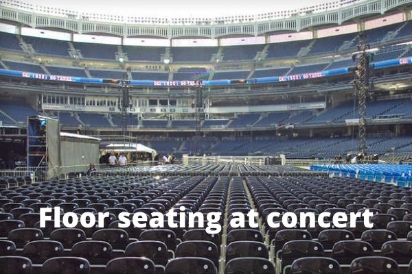 what is floor seating ?