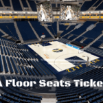How Much Are The Floor Seat Tickets At The Nba?